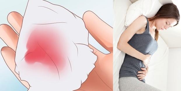 Quan hệ tình dục là một trong những nguyên nhân gây ra máu khi có thai