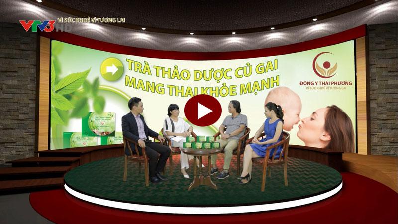 Video trò chuyện về củ gai