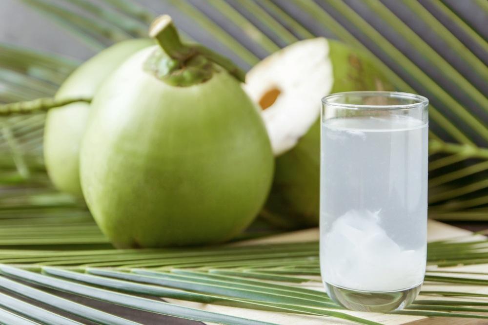 Uống nước dừa có bị sảy thai hay không?