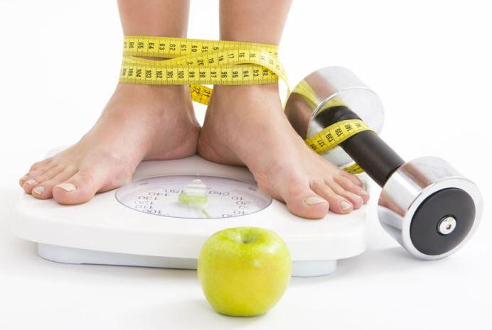 Kiểm soát cân nặng của cơ thể khi muốn có con