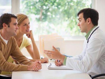 kiểm tra sức khỏe chuẩn bị cho việc có con