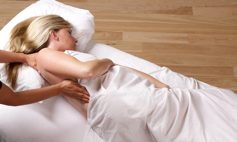 massage-giam-dau-lung-khi-mang-thai