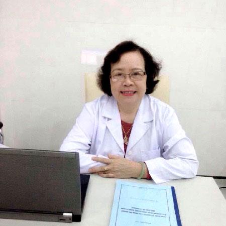 GS.TS Trần Thị Phương Mai là bác sĩ sản khoa uy tín đưa ra lời khuyên hữu ích cho mẹ bầu bị dọa sinh non