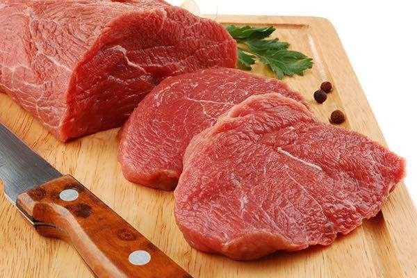 Thịt bò là thực phẩm đứng đầu danh sách giàu sắt