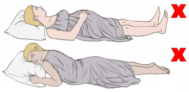 Dọa sảy thai nên nằm như thế nào