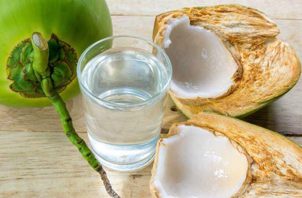 Bầu mấy tháng uống được nước dừa